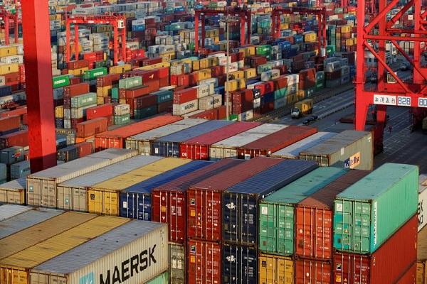 Aranceles de carga de contenedores disminuyen 2% en julio