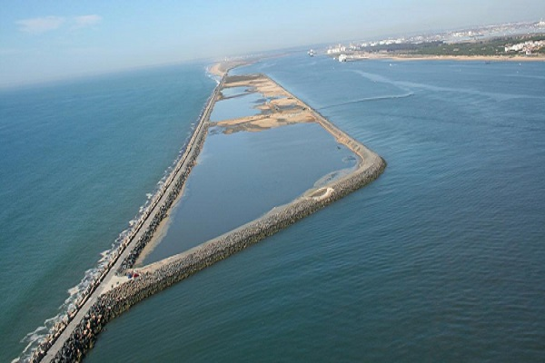 Autoridad Portuaria de Huelva reformará el dique Juan Carlos I