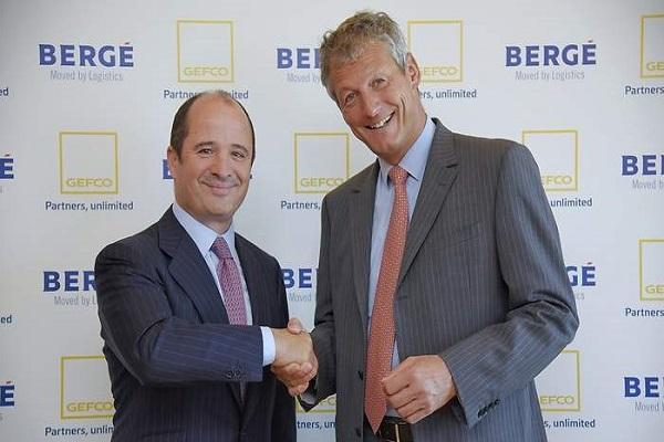 Bergé Gefco será la nueva empresa logística de automóviles terminados
