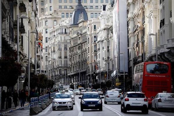 Comunidad de Madrid limitará la entrada de vehículos en enero de 2020
