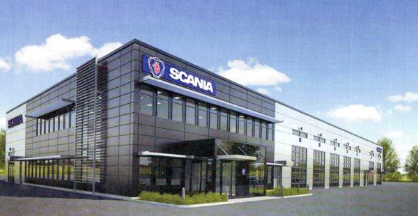 Concesionario Scania