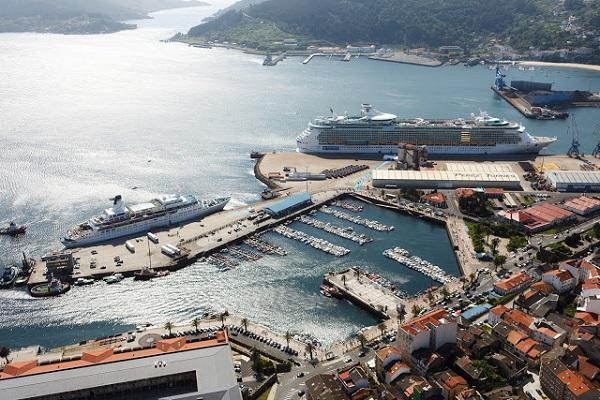 Enclave de Ferrol transporta más de 6,5 millones de toneladas hasta junio