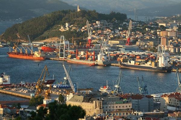 Enclave de Vigo aumenta 9,7% el transporte de mercancías en primer semestre