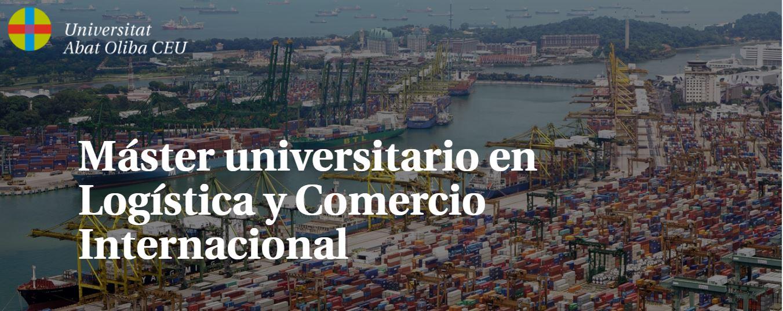 Máster universitario en Logística y Comercio Internacional0