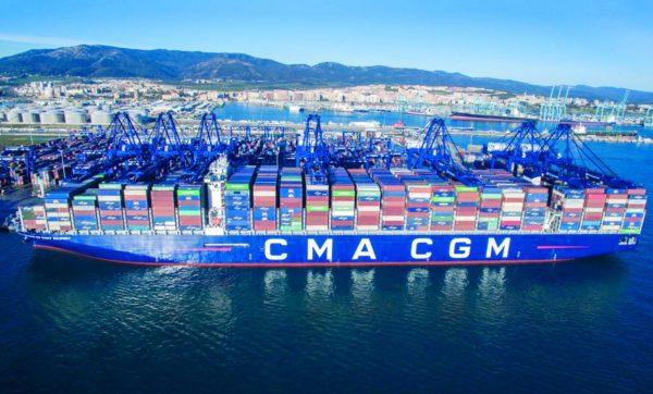Puerto de Algeciras aumenta un 29% la gestión de megabuques hasta julio