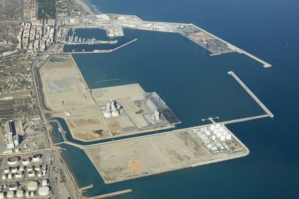 Puerto de Castellón marca hito en tráfico de mercancías en junio