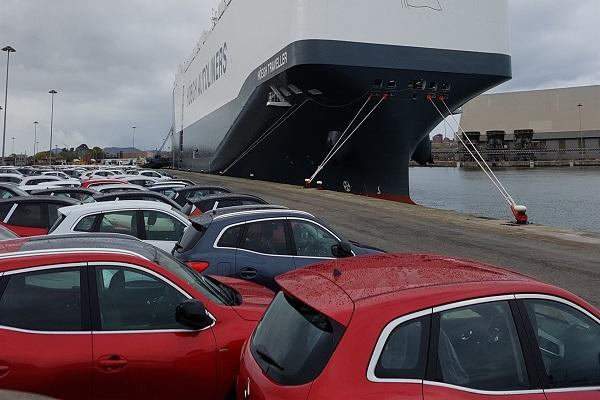 Puerto de Santander es el mejor valorado en logística portuaria