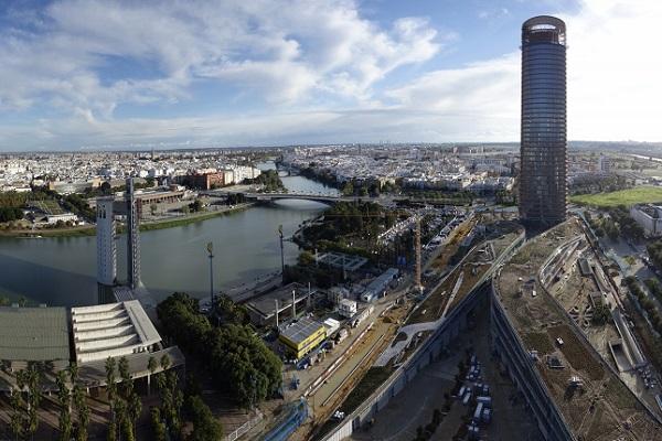 Puerto de Sevilla destina 6,5% de su superficie a zonas puerto-ciudad