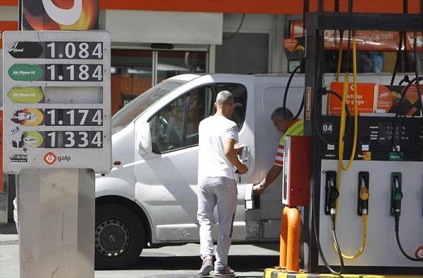 Transportistas autónomos piden gasóleo profesional ante subida de impuestos