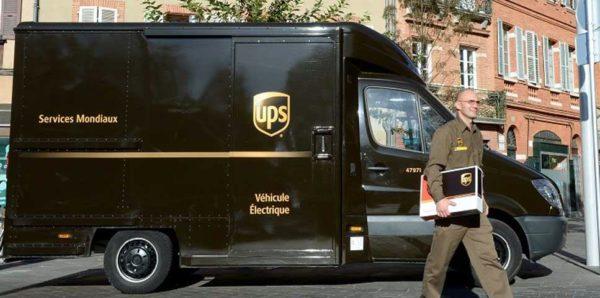 UPS electric