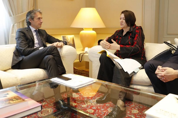 Unión Europea intenta incluir el Corredor Mediterráneo en el reglamento CEF