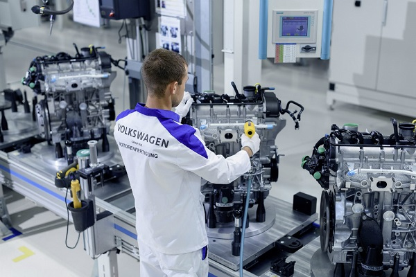 Volkswagen modifica su sistema logístico de abastecimiento
