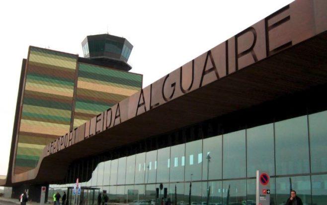 aeropuerto de lleida