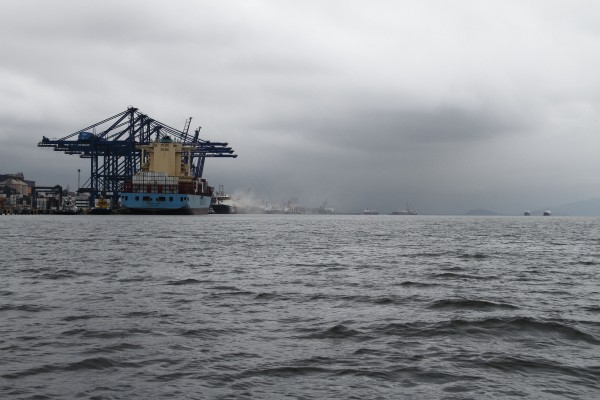 puerto de paranagua