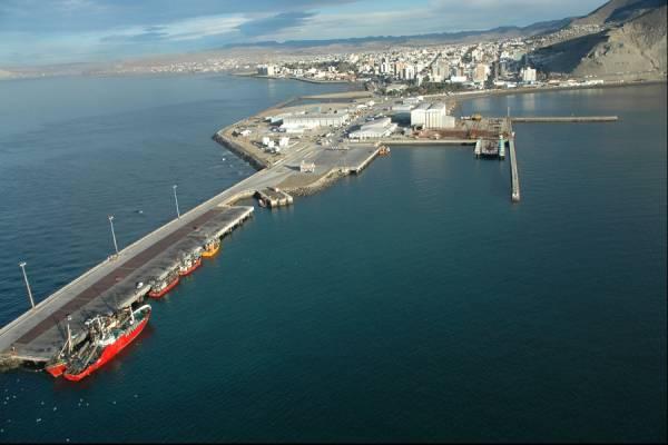 puertos argentina