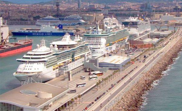 seguridad para los cruceros