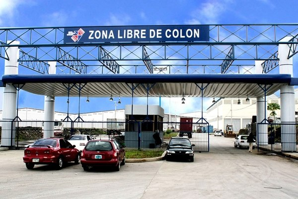 zona libre colon