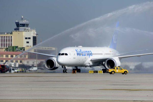 Air Europa y Air France