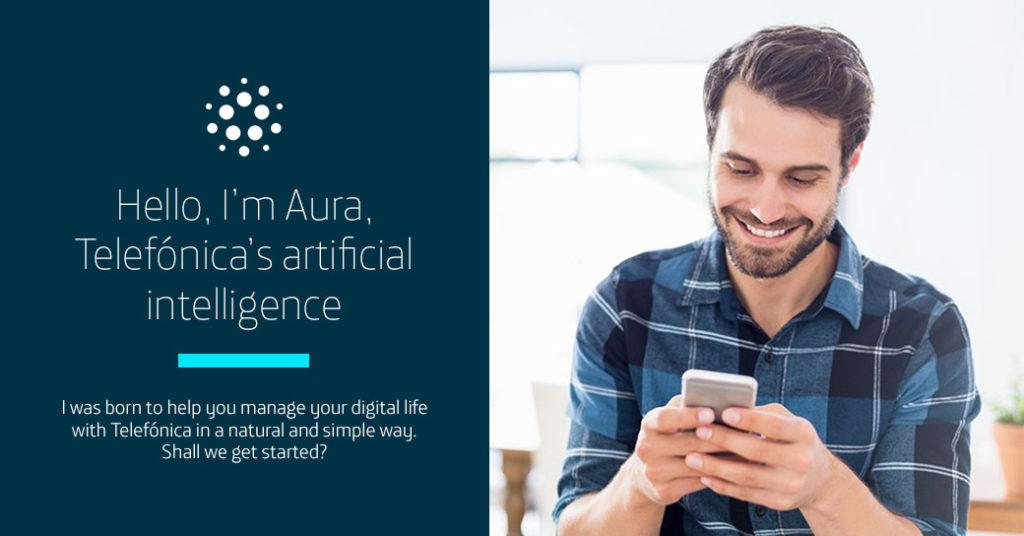 Aura fue usado por más de 470K usuarios en el último trimestre