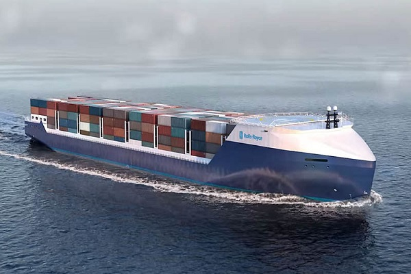 Fabricante Rolls-Royce crea nuevo sistema de almacenamiento de batería para buques
