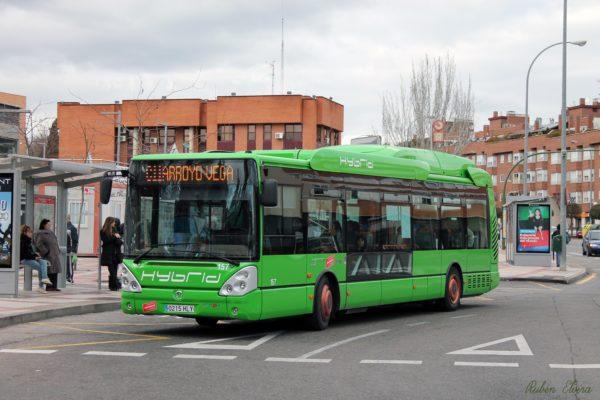 Iveco Bus Hibrido