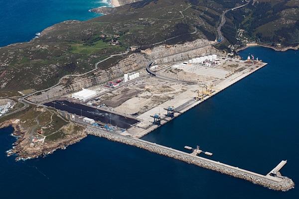 Puerto de Ferrol mejora su actividad un 2% en julio