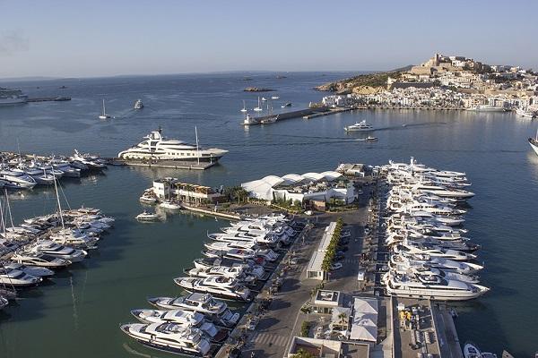 Puerto de Ibiza se considera uno de los más caros de Europa