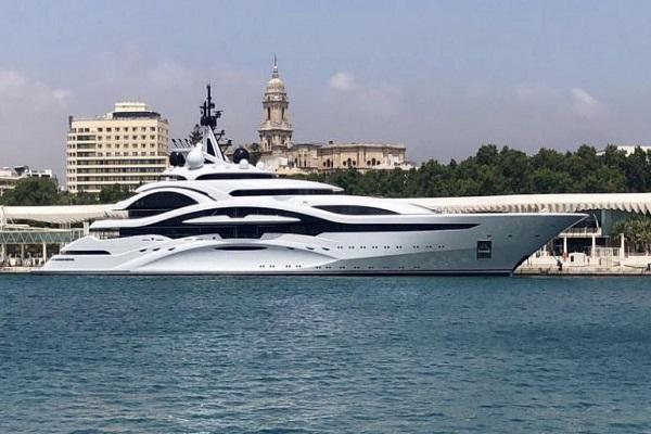 Puerto de Málaga concentra 25% del tráfico total en buques de lujo