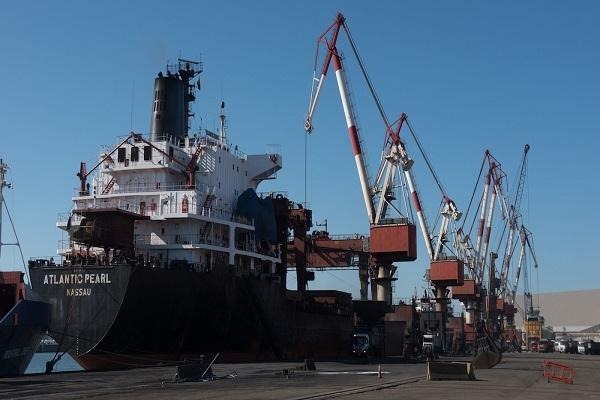 Puerto de Santander incrementa los tráficos un 14% en primer semestre