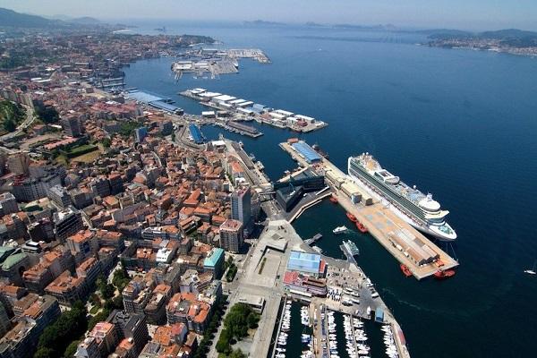 Puerto de Vigo aumenta el tránsito de mercancías un 9% hasta junio