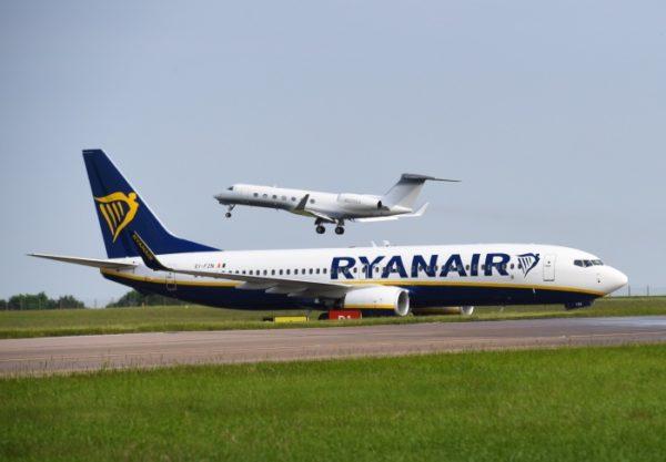 Ryanair Luton