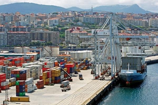 Tráfico portuario español aumenta un 3% en el mes de junio