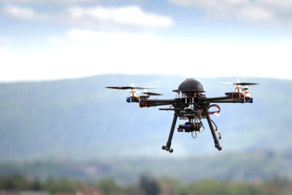 drones aeropuertos