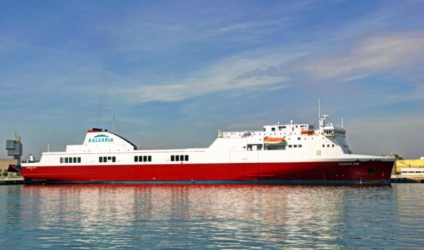 ferry Visemar One