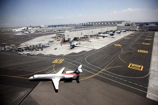 mexico aeropuertos