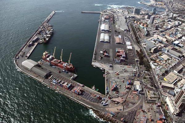 tarapaca puertos