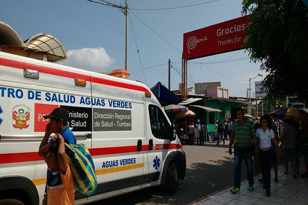 Ecuador crearía corredor humanitario para facilitar llegada de venezolanos al Perú