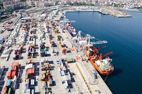 Autoridad Portuaria de Vigo incrementa el tráfico de graneles hasta julio