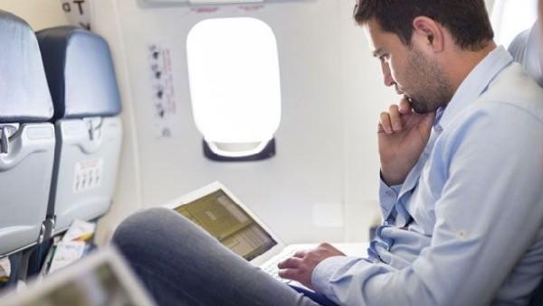 Avión con Wifi