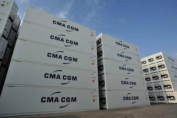 CMA-CGM presenta tecnología Climactive para transportar frutas y verduras en contenedor