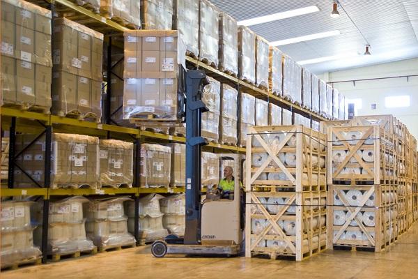 Compañías logísticas y de transporte españolas aumentan en julio