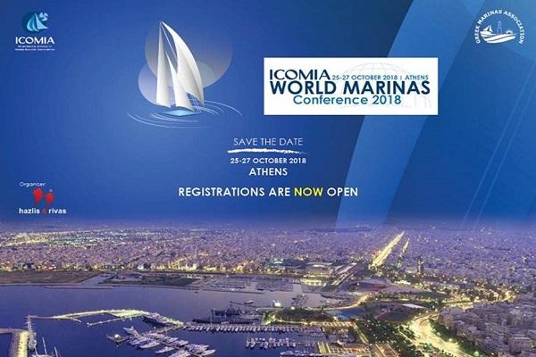 Confederación Mundial de Marinas organiza evento IWMC en Atenas