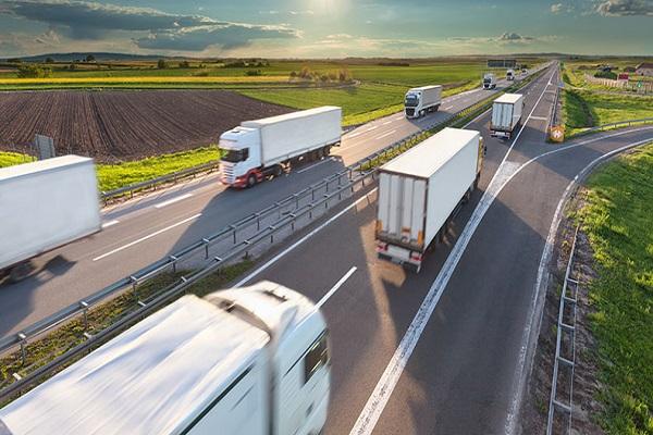 Costes del servicio de transporte por carretera aumentan 2% en segundo trimestre