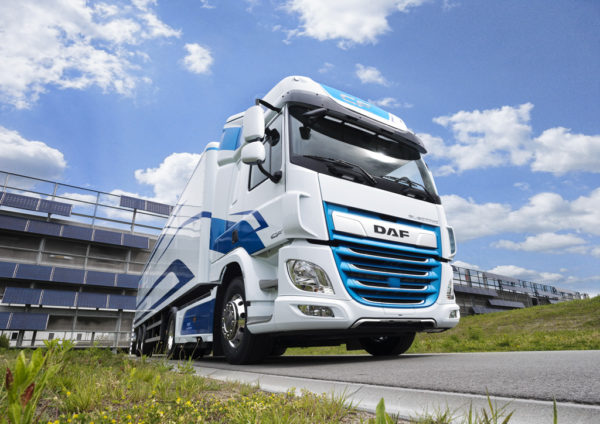 DAF CF Electric Innovation truck