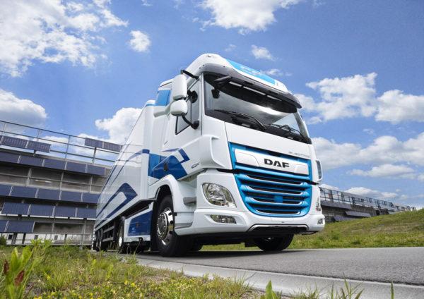 DAF CF Electric Innovation truck