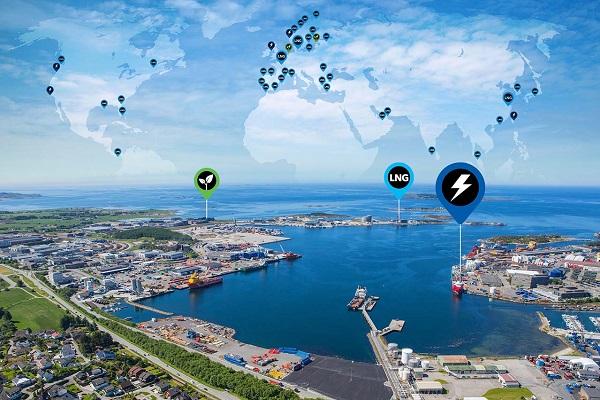 DNV GL lanza nueva plataforma digital sobre oferta de combustibles marítimos alternativos