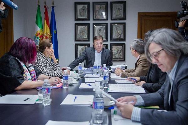 Extremadura creará un Plan de Desarrollo Logístico para promover el comercio exterior