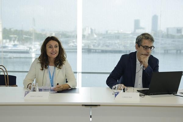 Hub digital PierNext informa sobre las innovaciones logísticas y portuarias