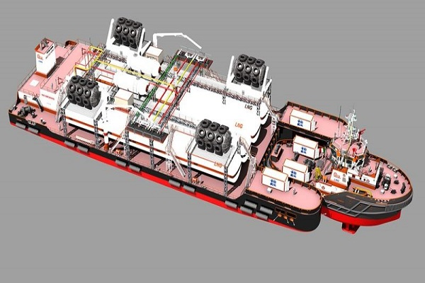 Ingeniería Sener desarrolla proyecto de nuevo remolcador GNL