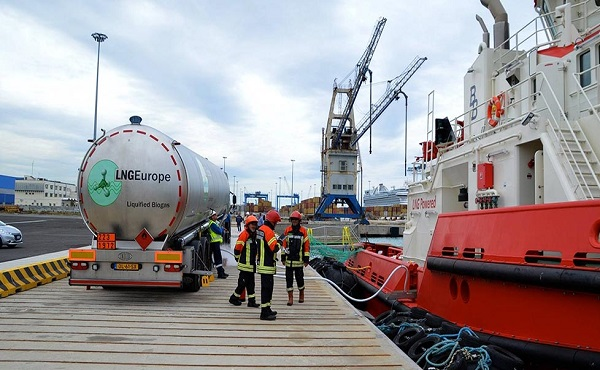 Operadores marítimos prefieren combustible bajo en azufre antes que al scrubber